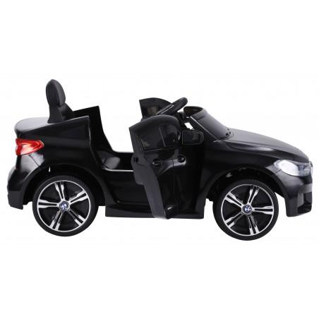 BMW X6 GT Voiture Electrique Enfant (2x25W), 106x64x51 cm - Marche av/ar, Phares, Musique, Ceinture et Télécommande parentale