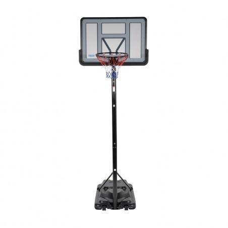 """Panier de Basket sur Pied  Mobile """"Boston"""" Hauteur Réglable de 2.30m à 3.05m"""