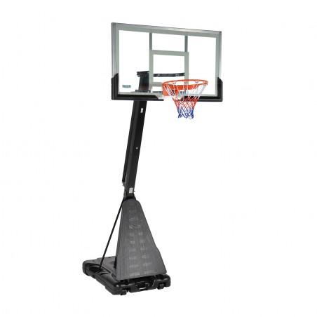 """Panier de Basket sur Pied Mobile """"Cleveland"""" Hauteur Réglable de 2.30m à 3.05m (7.5' a 10')"""