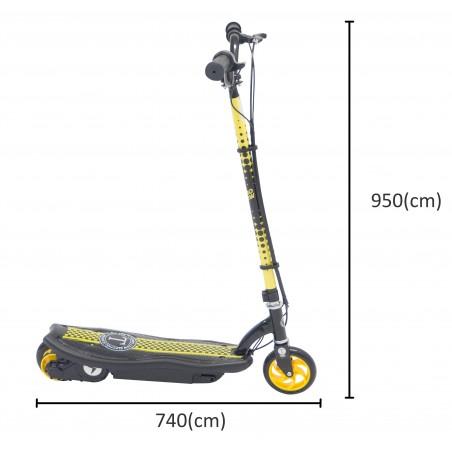 Trottinette électrique Adulte - PIKI 120W / 24V