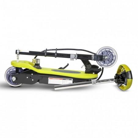 Trottinette électrique avec siège, pliable  - 120 Watts