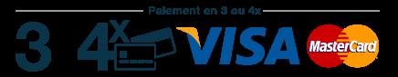 Paiement par Visa, Mastercard